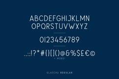 Glaschu Sans Serif Font Family Product Image 2