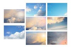 Sky Replacements Overlays Photography 8 JPEG Photos Bundle Product Image 2