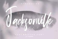 Jacksonville   Handwritten Font Product Image 1