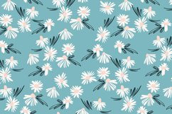 9 floral abstract seamless patterns. Product Image 6