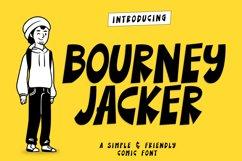 Bourney Jacker Product Image 1