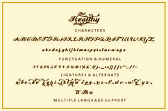 Brantley Script Product Image 6