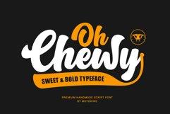 Oh Chewy Product Image 1