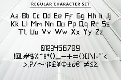 Nex Time Font Product Image 3