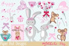Mother's Day Clipart Product Image 1
