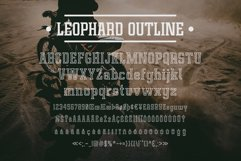 Leophard Font Family Product Image 5