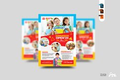 School Flyer Template Product Image 2