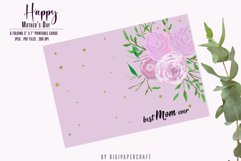 Happy Mother's Day Card, Mother Day gift card, Love you mom Product Image 5