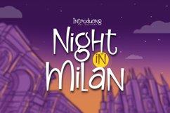 Night in Milan Product Image 1