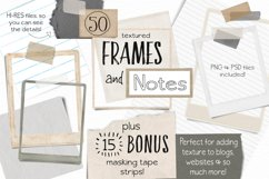 Textured Frames and Notes Product Image 1