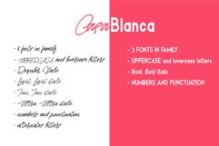 Casablanca. Font Duo Product Image 6