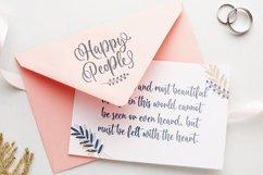 Happy People Beauty Script Font Product Image 3