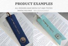 Bookmark Kit - SVG files Product Image 3