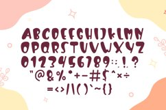 Flying Lover-Cute Display Font Product Image 4