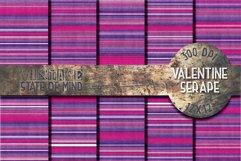 Valentine Serape Fabric Digital Papers Product Image 1