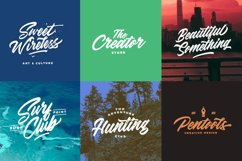 Kindness Typeface - 3 Version Style Product Image 2