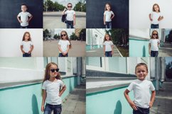 Kids T-Shirt Mock-Up Vol 8 2017 Product Image 5