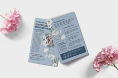 Funeral program template Product Image 1
