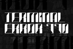Web Font Chikao Font Product Image 4