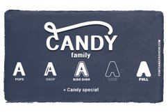 CANDY family Product Image 1