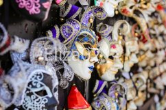 carnival masks in Venice Product Image 1