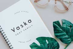 Vaska - Hand Drawn, Bold, Powerful Product Image 1