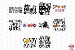 Big Halloween SVG Bundle - 50 Designs Cut Files Product Image 3