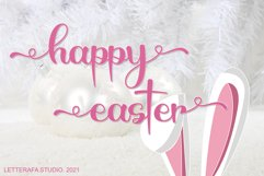 Easter Story - Modern Calligraphy Product Image 5