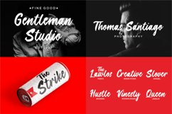 stunning script font bundle Product Image 11