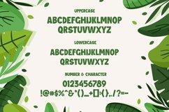 Jungle Adventurer - Gaming Font Product Image 2