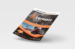 A4 Sports Outlet Poster Templates Product Image 4