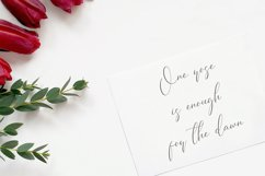 Beauty Heart - Lovely Calligraphy Font Product Image 4