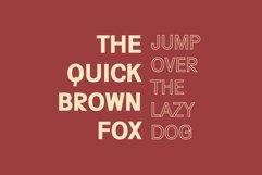 Edingu Sans Serif Font Family Product Image 2