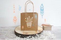 Home Plants in pots , gardening SVG bundle Product Image 4