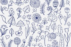 Fun & Cute Hand Drawn Vector Pack +Patterns Product Image 3