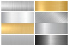 Metal textures. Panels. Product Image 1