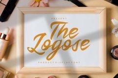 Web Font The Logos Script Font Product Image 1