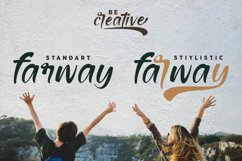 bridamount - a Smooth Handwritten font with extras Product Image 2