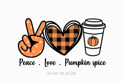 Halloween SVG bundle | fall svg | peace love svg bundle Product Image 4