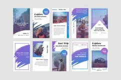 Travello Instagram Stories Template Product Image 4