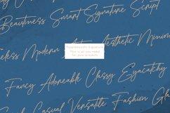 Purplemonths Signature Font Product Image 9
