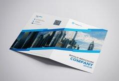 Company Bifold Blue Product Image 5