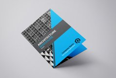 Architecture Bifold Brochure Product Image 2