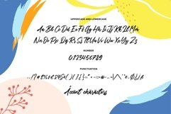 Daily Planet Handbrush Font Product Image 6