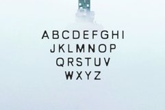 Denson Sans Serif Font Family Product Image 4