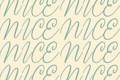 Monnolitic Casual Signature Font Product Image 8