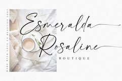 La Beauties-Casual Handwritten Font Product Image 2