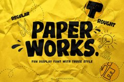Paper Works Product Image 1