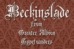 Beckinslade Product Image 3