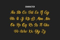 The Braders Script Product Image 5
